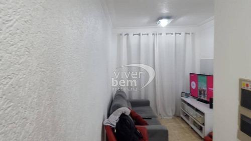 apartamento residencial à venda, jardim santa terezinha (zona leste), são paulo. - ap1003