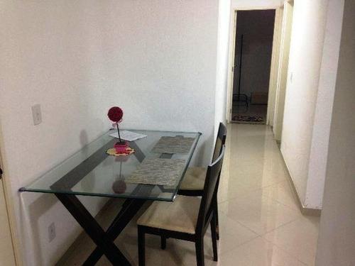 apartamento residencial à venda, jardim santa terezinha (zona leste), são paulo. - ap7842