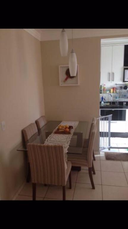 apartamento residencial à venda, jardim santana, americana. - codigo: ap0318 - ap0318