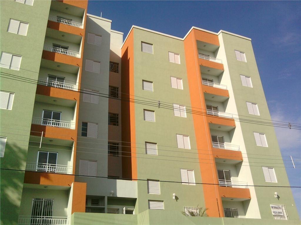 apartamento residencial à venda, jardim santana, valinhos - ap0016. - ap0016