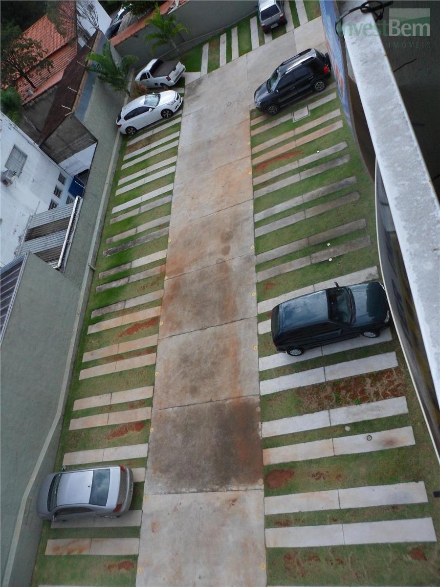 apartamento residencial à venda, jardim santana, valinhos. - ap0058