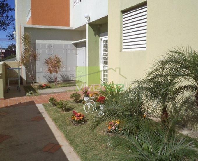 apartamento residencial à venda, jardim santana, valinhos. - ap0538