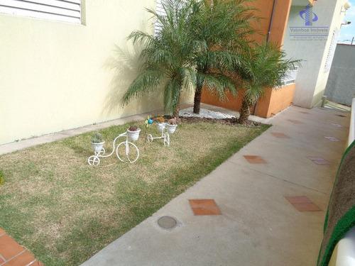 apartamento residencial à venda, jardim santana, valinhos - ap0569. - ap0569
