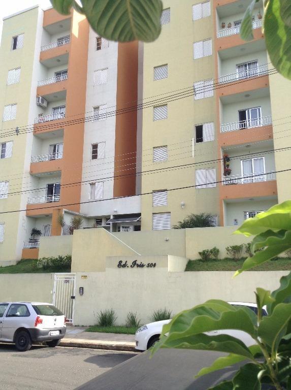 apartamento residencial à venda, jardim santana, valinhos. - ap1422