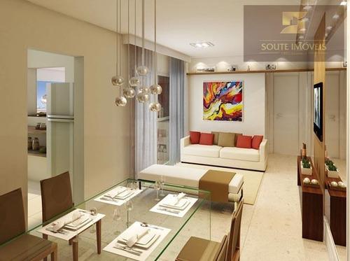 apartamento residencial à venda, jardim santo amaro, são paulo. - codigo: ap2373 - ap2373