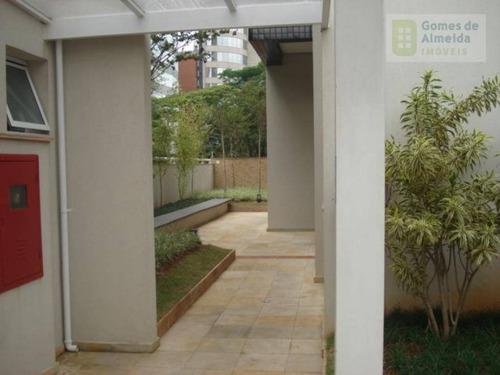 apartamento residencial à venda, jardim, santo andré - ap0016. - ap0016
