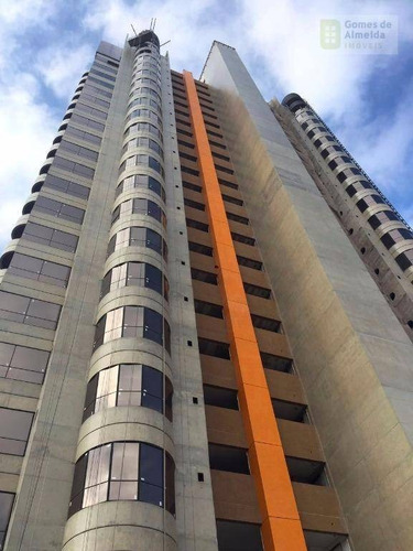 apartamento residencial à venda, jardim, santo andré - ap0370. - ap0370