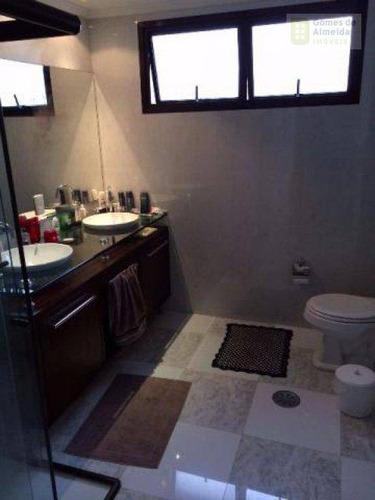 apartamento residencial à venda, jardim, santo andré - ap1206. - ap1206
