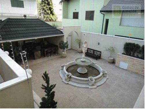 apartamento residencial à venda, jardim, santo andré - ap1344. - ap1344
