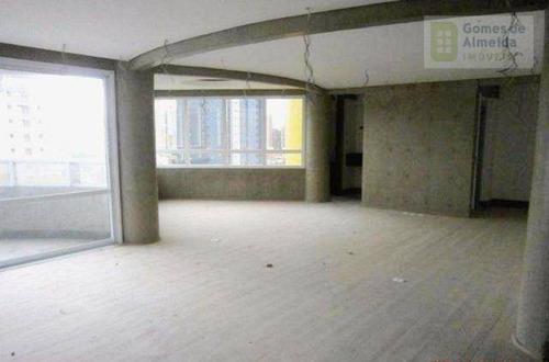 apartamento residencial à venda, jardim, santo andré - ap1383. - ap1383