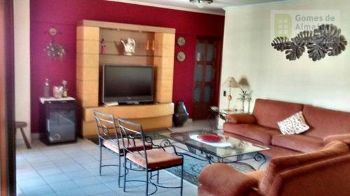 apartamento residencial à venda, jardim, santo andré - ap1671. - ap1671