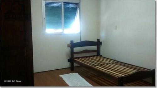apartamento residencial à venda, jardim, santo andré. - ap3113