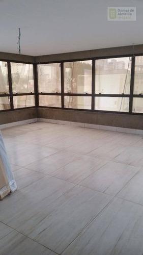 apartamento residencial à venda, jardim, santo andré. - codigo: ap2818 - ap2818