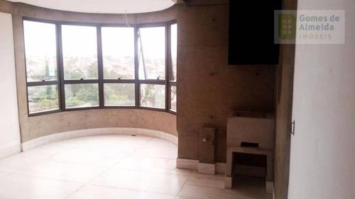 apartamento residencial à venda, jardim, santo andré. - codigo: ap2823 - ap2823