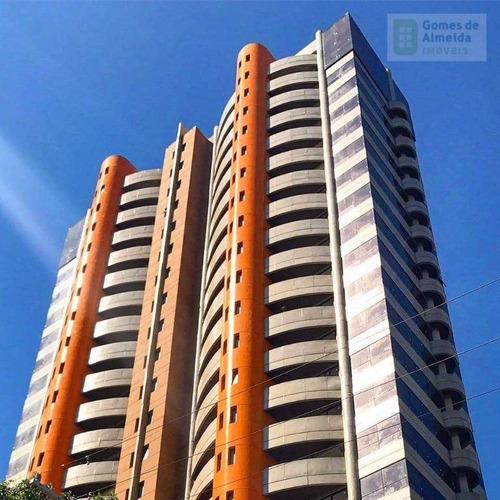 apartamento residencial à venda, jardim, santo andré. - codigo: ap2827 - ap2827