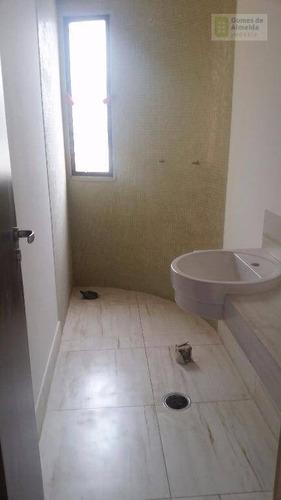 apartamento residencial à venda, jardim, santo andré. - codigo: ap2831 - ap2831