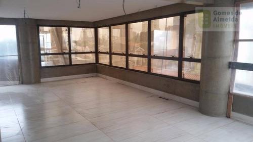 apartamento residencial à venda, jardim, santo andré. - codigo: ap2843 - ap2843
