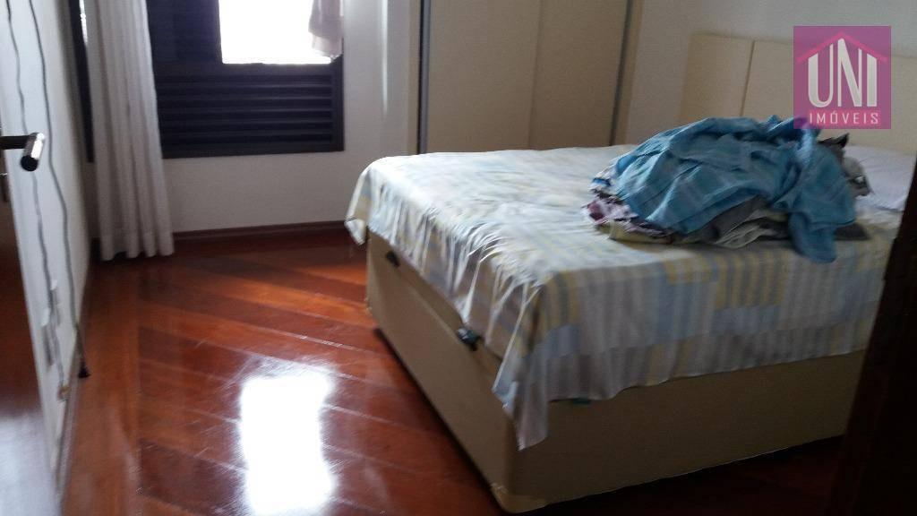 apartamento residencial à venda, jardim santo antônio, santo andré. - ap1146