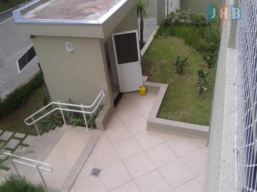 apartamento residencial à venda, jardim satélite, são josé dos campos. - ap1242