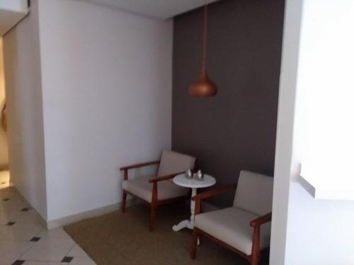 apartamento residencial à venda, jardim satélite, são josé dos campos. - ap2896