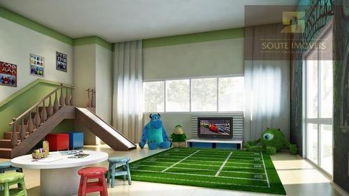 apartamento residencial à venda, jardim shangrilá (zona sul), são paulo. - codigo: ap2308 - ap2308