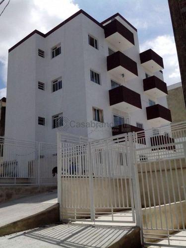 apartamento residencial à venda, jardim simus, sorocaba. - ap1116