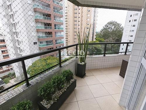 apartamento residencial à venda, jardim são dimas, são josé dos campos - . - ap0735