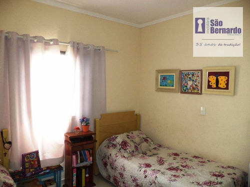 apartamento residencial à venda, jardim são domingos, americana. - ap0224