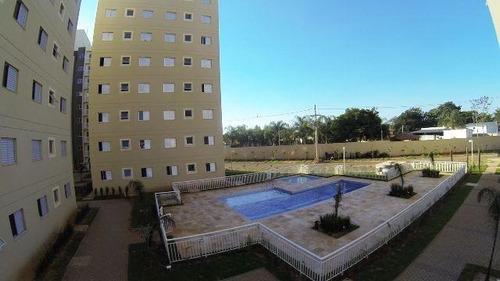 apartamento  residencial à venda, jardim são francisco, condomínio doce lar, piracicaba. - codigo: ap0397 - ap0397