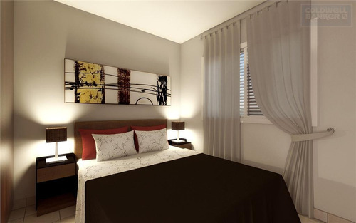 apartamento residencial à venda, jardim são francisco, guarulhos. - codigo: ap0031 - ap0031