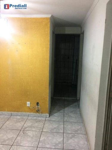 apartamento residencial à venda, jardim são joão (jaraguá), são paulo. - ap2191