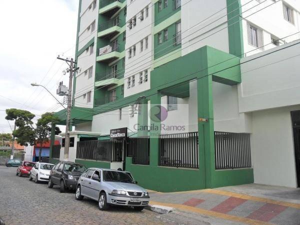 apartamento residencial à venda, jardim são luís, suzano. - ap0125
