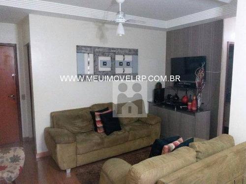 apartamento residencial à venda, jardim são luiz, ribeirão preto - ap0178. - ap0178