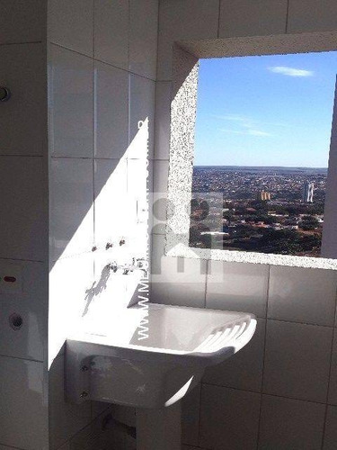 apartamento residencial à venda, jardim são luiz, ribeirão preto - ap0463. - ap0463