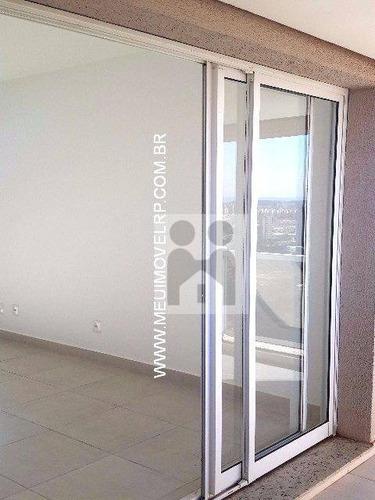 apartamento residencial à venda, jardim são luiz, ribeirão preto - ap0464. - ap0464