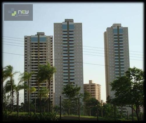 apartamento residencial à venda, jardim são luiz, ribeirão preto. - ap0495