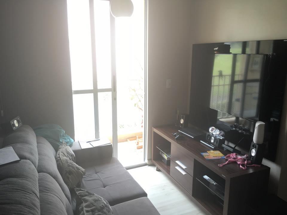 apartamento residencial à venda, jardim são miguel, ferraz de vasconcelos. - ap1502