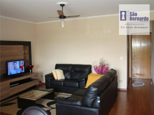 apartamento residencial à venda, jardim são paulo, americana. - ap0164