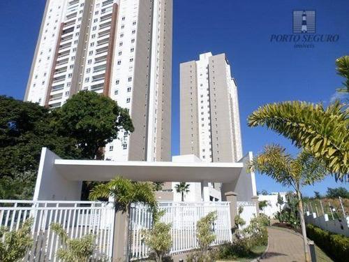 apartamento residencial à venda, jardim são paulo, americana. - ap0190