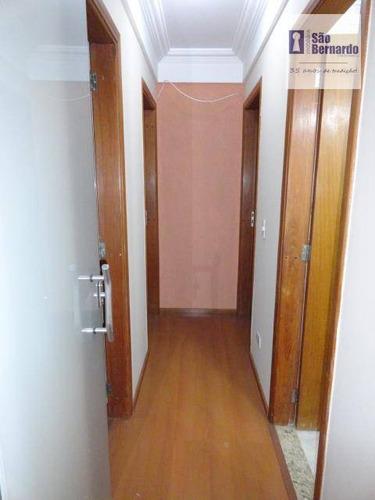 apartamento residencial à venda, jardim são paulo, americana. - ap0399