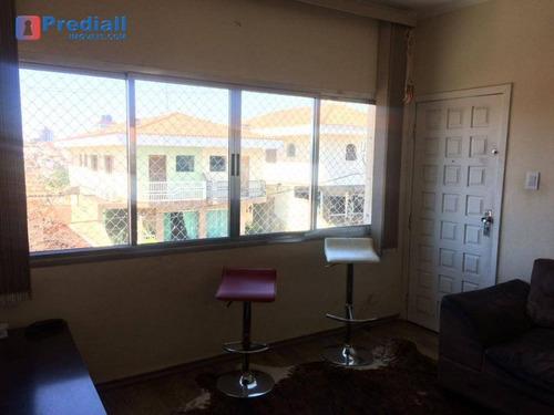 apartamento residencial à venda, jardim são paulo(zona norte), são paulo. - ap2146