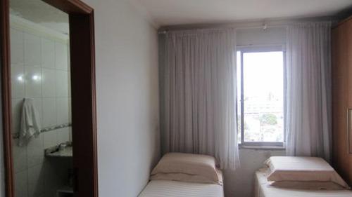 apartamento residencial à venda, jardim são paulo(zona norte), são paulo - ap3642. - ap3642