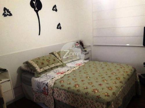 apartamento  residencial à venda, jardim são vicente, campinas. - codigo: ap2526 - ap2526