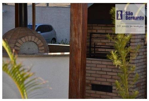 apartamento residencial à venda, jardim são vito, americana. - ap0282