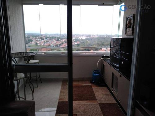 apartamento residencial à venda, jardim sul, são josé dos campos. - ap11134