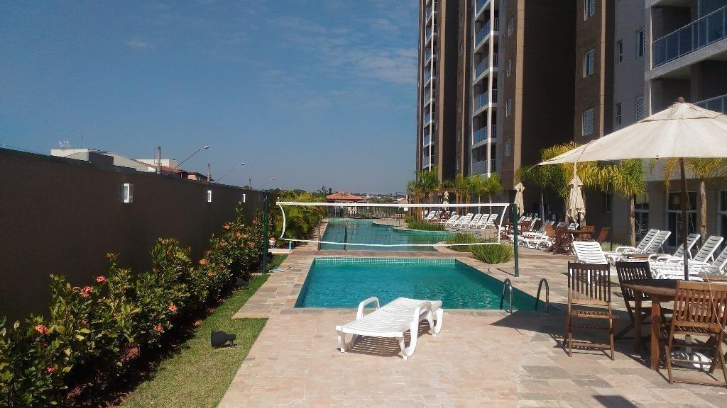 apartamento residencial à venda, jardim sul, são josé dos campos. - ap4643