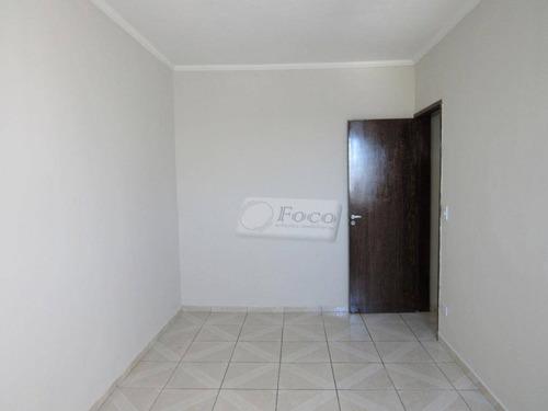 apartamento residencial à venda, jardim terezópolis, guarulhos. - ap0665