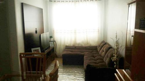 apartamento residencial à venda, jardim terezópolis, guarulhos. ap1844 - ap1844