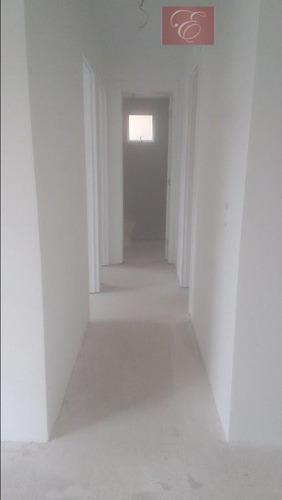 apartamento residencial à venda, jardim torino, cotia. - ap0479