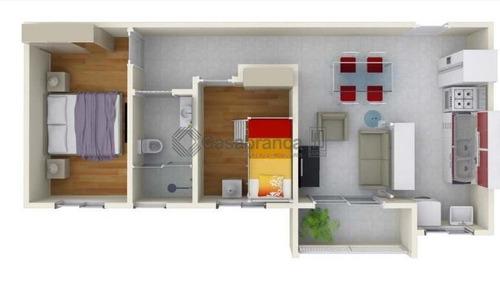 apartamento residencial à venda, jardim tulipas, sorocaba. - ap5518